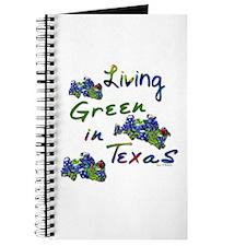 Living Green In Texas Journal