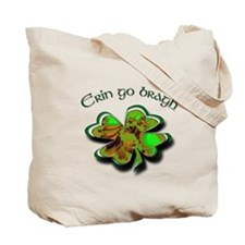 Living Green In Texas Tote Bag
