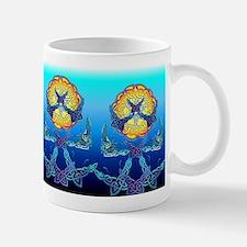 Imbolc Butterflies Mug
