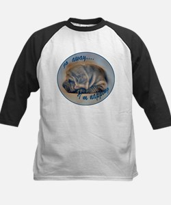 sleeping shar pei Tee
