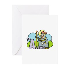 St. Alban Greeting Cards (Pk of 10)