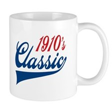 1920's Classic Birthday Mug
