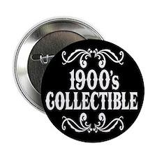 "1900's Collectible Birthday 2.25"" Button"