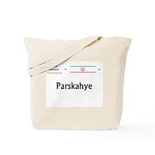 Parskahye Tote Bag