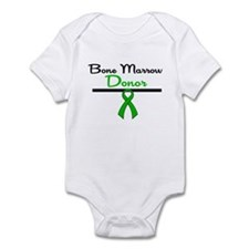 Bone Marrow Donor Ribbon Infant Bodysuit