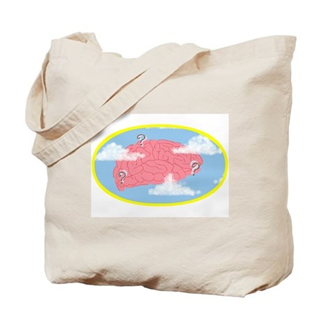 Clouded Thought - Tote Bag