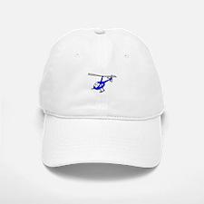 R22 Blue Baseball Baseball Cap