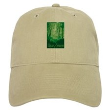 Live Green Baseball Cap