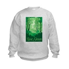 Live Green Sweatshirt