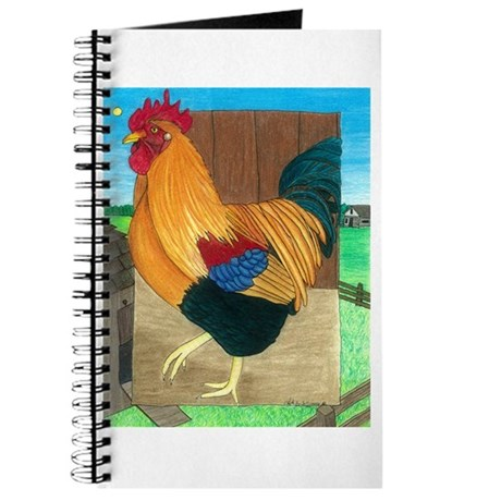 Rooster On Patrol Journal