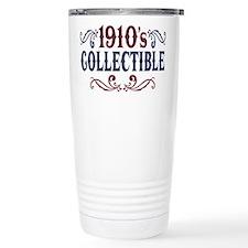 1910's Collectible Birthday Travel Mug