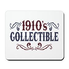 1910's Collectible Birthday Mousepad