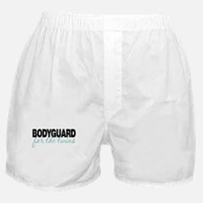 Bodyguard for the twins Boxer Shorts