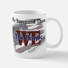 We Surround Them Mug