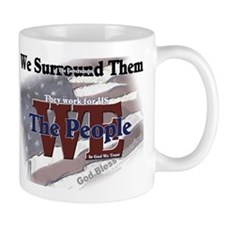 We Surround Them Mug