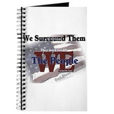 We Surround Them Journal