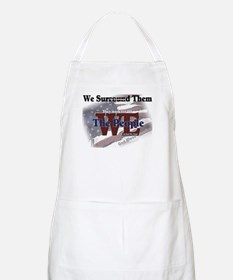We Surround Them BBQ Apron
