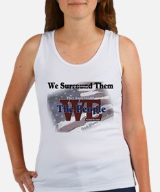 We Surround Them Women's Tank Top