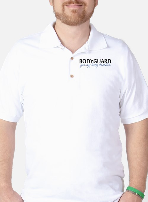 Bodyguard for my baby brother T-Shirt