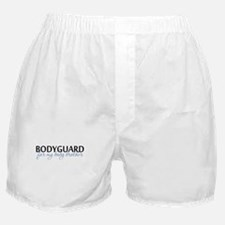 Bodyguard for my baby brother Boxer Shorts