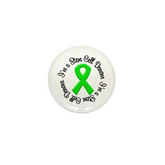 I'm a Stem Cell Donor Mini Button (10 pack)