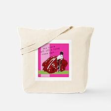 My Tiara Tote Bag
