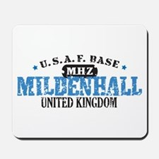 Mildenhall Air Force Base Mousepad