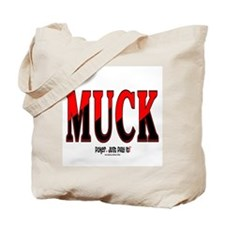 Muck-Poker-Just Play It! Tote Bag