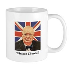 """Winston Churchill"" Mug"