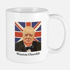 """Winston Churchill"" Small Small Mug"