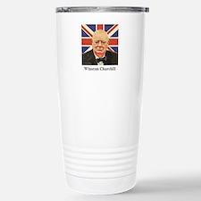 """Winston Churchill"" Travel Mug"