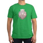 Steamboat Inspector Men's Fitted T-Shirt (dark)