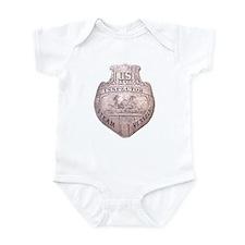 Steamboat Inspector Infant Bodysuit