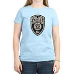 N.J. Capitol Police Women's Light T-Shirt