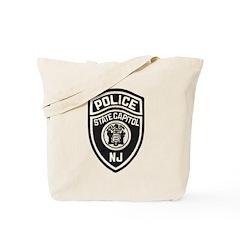 N.J. Capitol Police Tote Bag