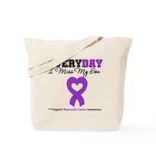 PancreaticCancerSon Tote Bag