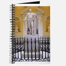 Unique Capitol building Journal