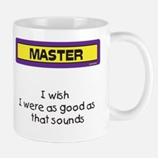 I wish Mug (Purple and Yellow)