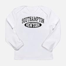 Southampton NY Long Sleeve T-Shirt