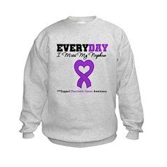 PancreaticCancerNephew Sweatshirt