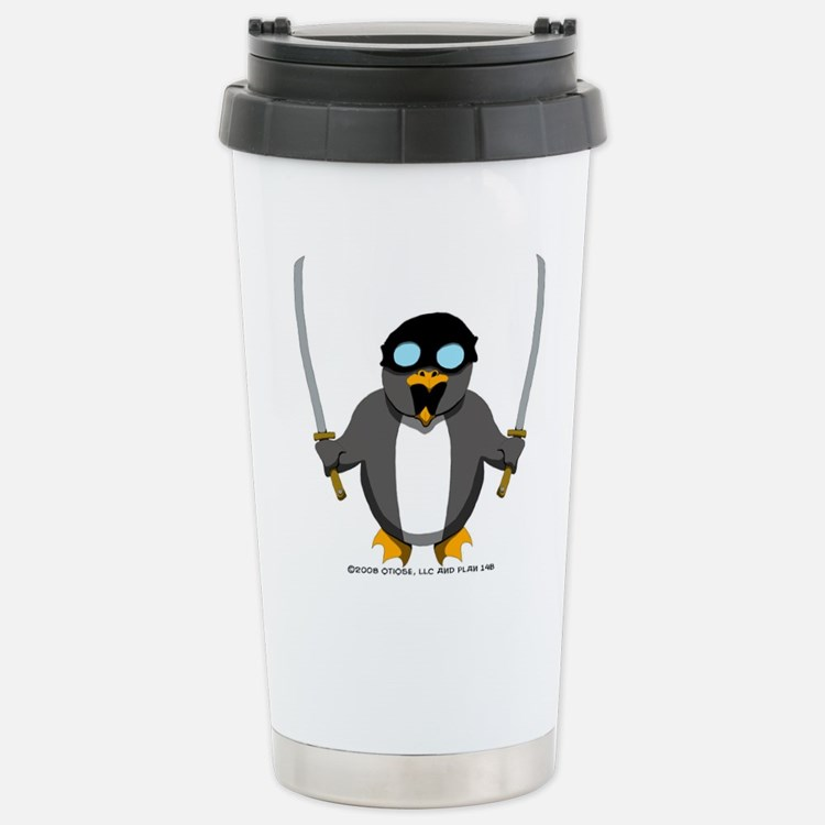 Penguin 1 Travel Mug