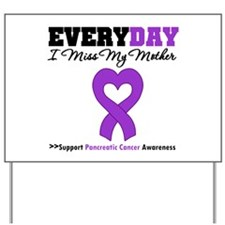 PancreaticCancerMother Yard Sign