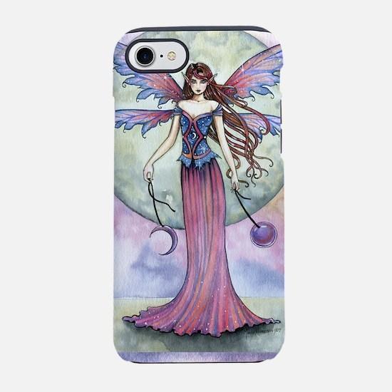 Luna Jewel Celestial Fairy Fan iPhone 7 Tough Case