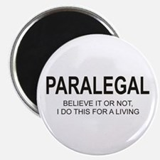 "Paralegal 2.25"" Magnet (100 pack)"