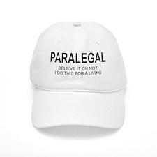 Paralegal Baseball Cap