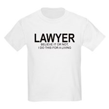 Lawyer T-Shirt