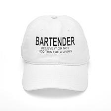 Bartender Baseball Cap