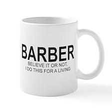 Barber Mug