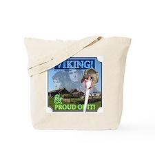 Viking Sword! Tote Bag