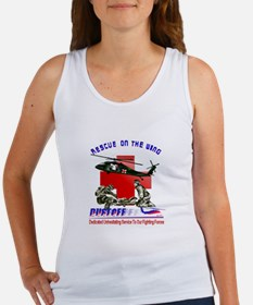 Rescue On The Wing Women's Tank Top